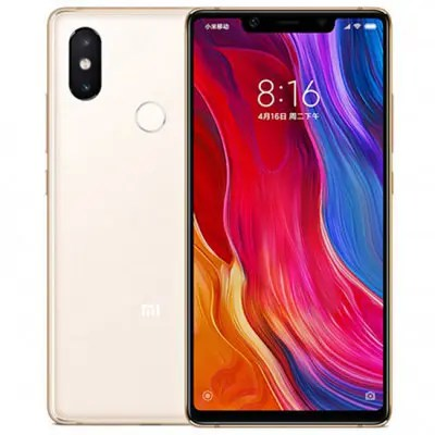 Gearbest Xiaomi Mi 8 SE 4G Phablet - GOLD 6GB RAM 64GB ROM 20.0MP Front Camera Fingerprint Recognition
