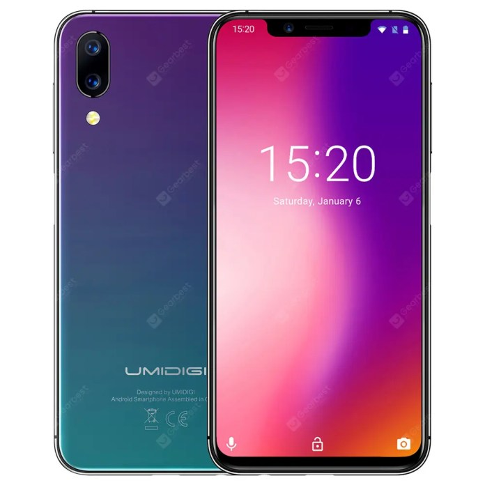 UMIDIGI One Pro 4G Phablet International Version