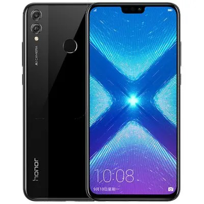 HUAWEI Honor 8X 6.5 inch 4G Phablet English and Chinese Version