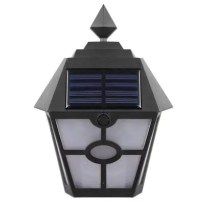 BRELONG BG - 054 Solar Flame Light for Outdoor Use