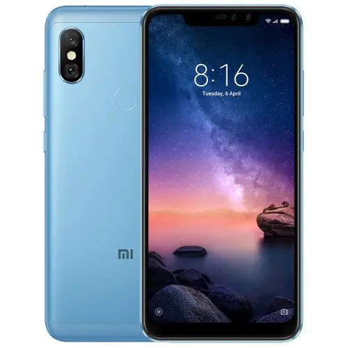 Xiaomi Redmi Note 6 Pro 6.26 inch 4G Phablet Global Version