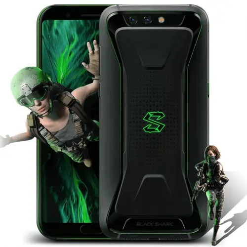 Smartphone 4G Xiaomi Black Shark Version Globale