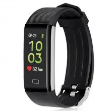 Gearbest Alfawise B7 Pro Fitness Tracker with 7/24h Real-time Heart Rate Monitor