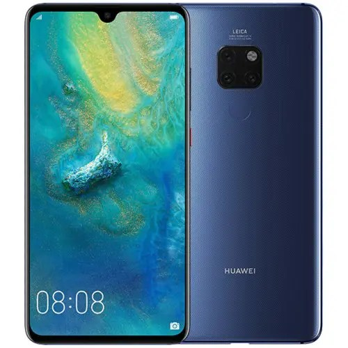 HUAWEI Mate 20 4G Phablet 6.53 inch