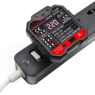RCD Leakage Switch Detector Socket Tester with LCD Screen