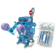 Educational Assemble Toy Kit DIY Boxing Fighter Robot