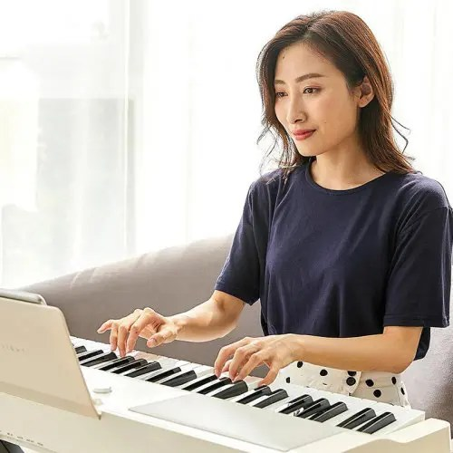 Smart Keyboard from Xiaomi Youpin Learning Music Instrument for Beginner