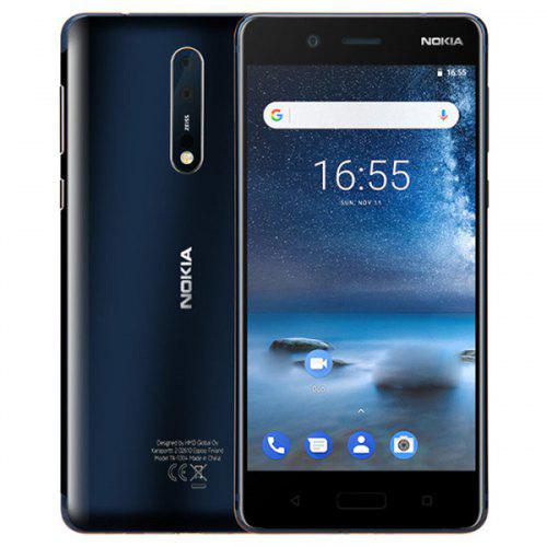 Smartphone 4G Nokia 8 Version Globale
