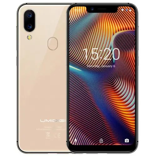 UMIDIGI A3 Pro 4G Phablet Low-level Configuration