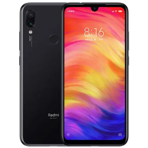 gearbest Xiaomi Redmi Note 7 Snapdragon 660 MSM8956 Plus 2.2GHz 8コア BLACK(ブラック)