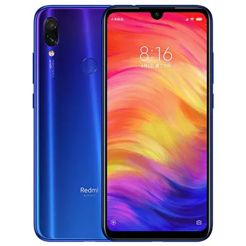 gearbest Xiaomi Redmi Note 7 Snapdragon 660 MSM8956 Plus 2.2GHz 8コア BLUE(ブルー)