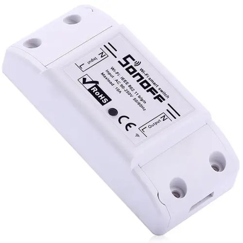 SONOFF BASIC WiFi Wireless Smart Switch for DIY Home Safety