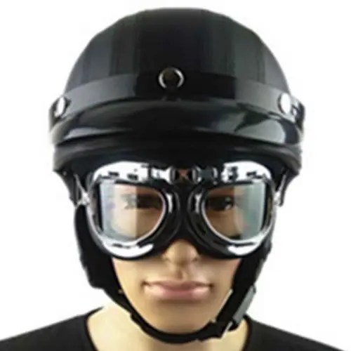 Fashion Motorcycle Goggles Helmet