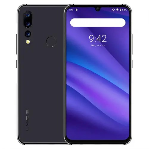 UMIDIGI A5 PRO 4G Phablet 6.3 inch Android 9.0 Helio P23