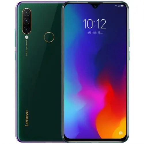 Lenovo Z6 Lite 4G Smartphone International Version 6.3 inch Android 9.0 Snapdragon 710 Octa Core 6GB RAM 64GB ROM 3 Rear Camera 4050mAh Battery