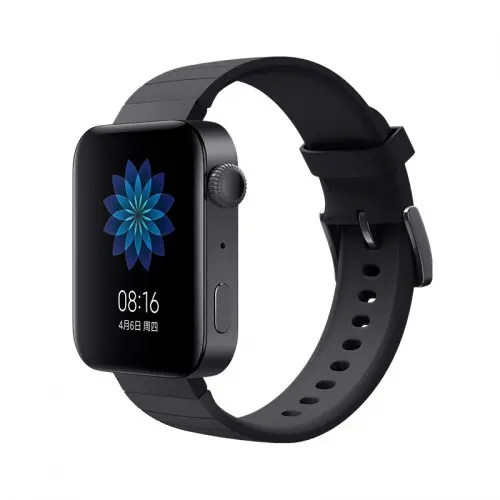 Xiaomi Wear 3100 Smartwatch Bluetooth Waterproof Sports Health Data Monitor NFC eSIM Function / Voice Control Standard Version ( Support English and Chinese )