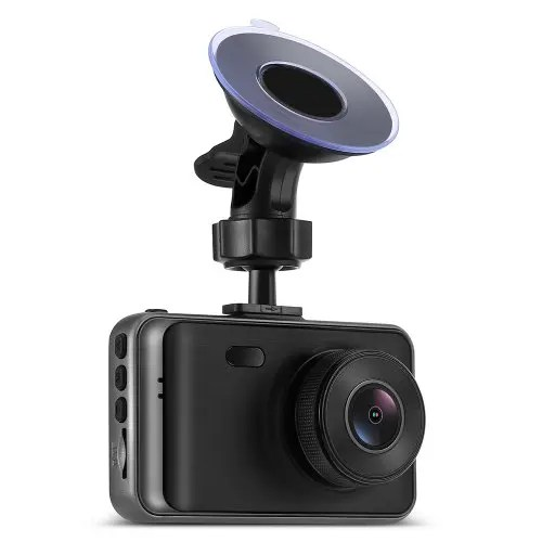 Tecney C900 3.0 inch 1080P HD Display Dash Cam Car DVR Recorder with Infrared Night Vision