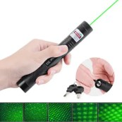 Powerful Green Laser Pointer Pen Beam Light 5mW Professional Military High Power Presenter lazer