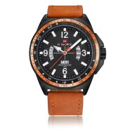 NAVIFORCE Fashion Sports Men's Quartz Date Clock Military Watch