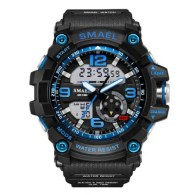 SMAEL Fashion Shock Sports Light Waterproof Digital Watch