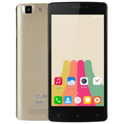 CubotX12 MTK6735 64bit Android 5.1 4G LTE Smartphone