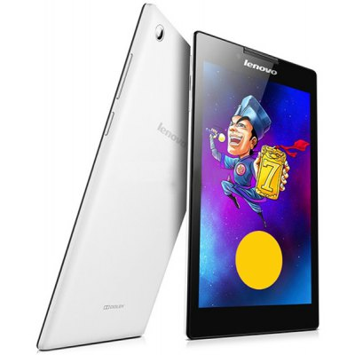 gearbest Lenovo TAB 2 A7-30 MTK8382 1.3GHz 4コア WHITE(ホワイト)