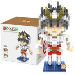 LOZ L - 9480 Pegasus Seiya Micro Diamond Building Block 390Pcs Educational Toy