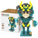 LOZ L - 9481 Dragon Shiryu Micro Diamond Building Block 390Pcs Educational Toy