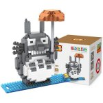 LOZ L - 9509 Mini Totoro Diamond Building Block 360Pcs Educational Toy