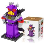 LOZ 160Pcs M - 9127 Toy Story Zurg Building Block Educational Toy for Brain Thinking