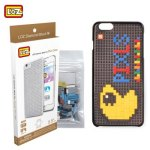 LOZ 5.5 inch Pac-Man Building Brick Phone Case