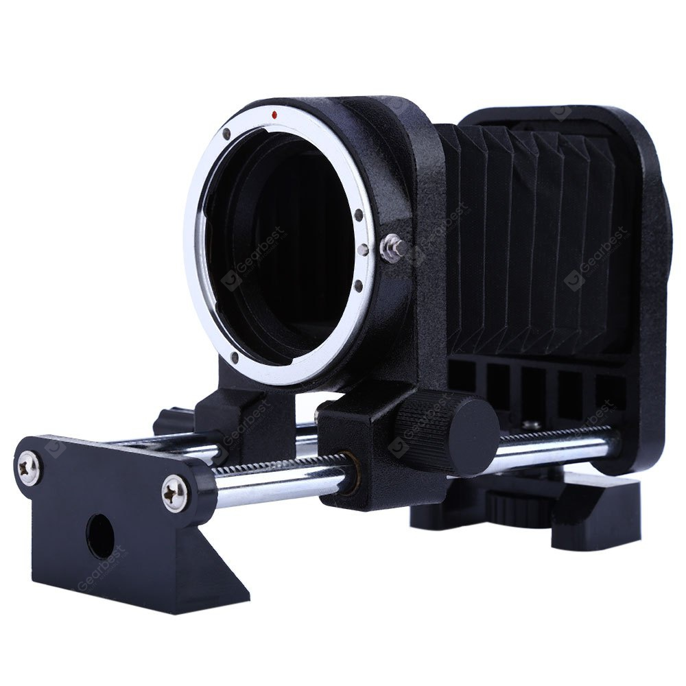 Macro Bellows for Canon EOS EF Mount DSLR Cameras canon eos 5d mark iii dslr 22.3mp + canon 24-70mm f/2.8l ii usm lens + canon 50mm 1.8 ii lens + backup battery + 2 of 32gb memory card. all original accessories included - international version Canon EOS 5D Mark III DSLR 22.3MP + Canon 24-70mm f/2.8L II USM Lens + Canon 50mm 1.8 II Lens + Backup Battery + 2 Of 32GB Memory Card. All Original Accessories Included – International Version 20160607135900 95499