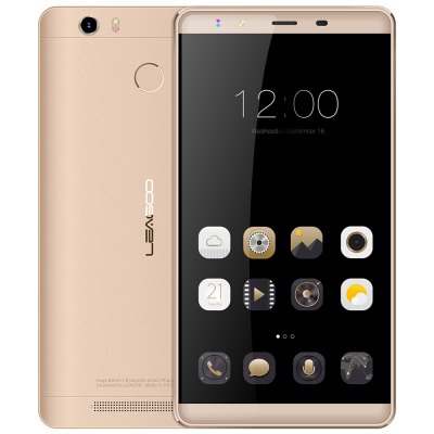 gearbest Leagoo Shark 1 MTK6753 1.3GHz 8コア GOLDEN(ゴールデン)