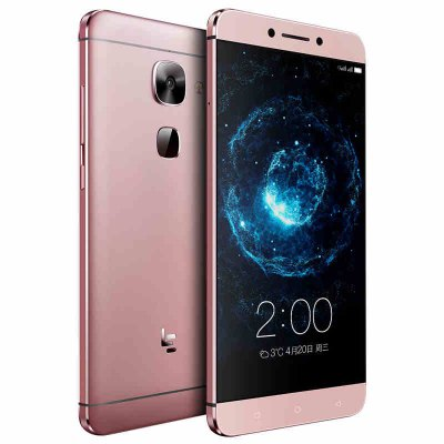 gearbest LeEco Le 2 Pro MTK6797 Helio X20 2.3GHz 10コア ROSE GOLD(ローズゴールド)