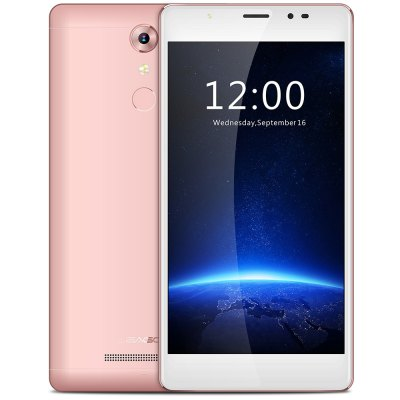 gearbest Leagoo T1 Plus MTK6737 1.3GHz 4コア PINK(ピンク)