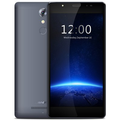 gearbest Leagoo T1 Plus MTK6737 1.3GHz 4コア GRAY(グレイ)