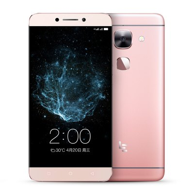 gearbest LeEco Le 2 Pro X625 MTK6797 Helio X25 2.5GHz 10コア ROSE GOLD(ローズゴールド)