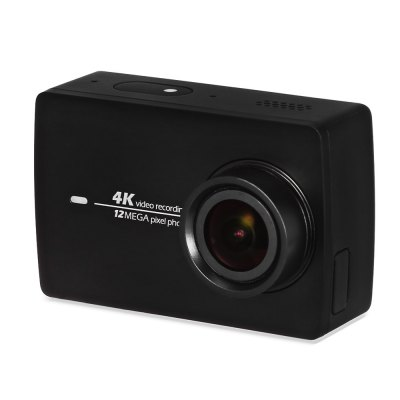 Gearbest Original YI II International Version WiFi 4K Sports Action Camera 155 Degrees Wide Angle