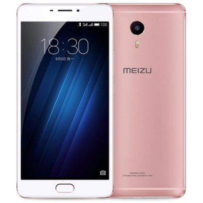 gearbest MEIZU M3 Max MTK6755 Helio P10 1.8GHz 8コア ROSE GOLD(ローズゴールド)