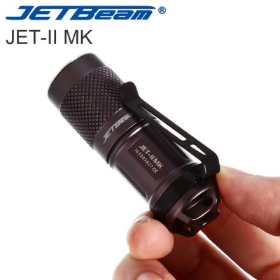 JETBeam JET-II MK Flashlight