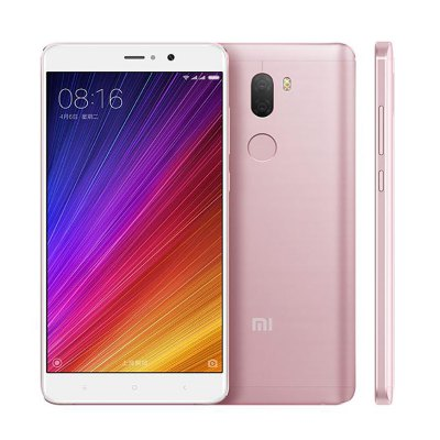 gearbest Xiaomi Mi5S Plus Snapdragon 821 MSM8996 Pro 2.35GHz 4コア ROSE GOLD(ローズゴールド)