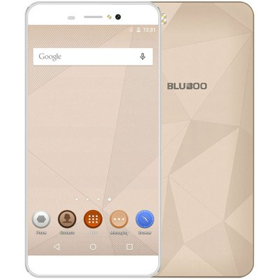 gearbest BLUBOO Picasso MTK6735 1.3GHz 4コア GOLDEN(ゴールデン)