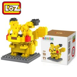 M - 9136 Pokemon Pikachu Building Block