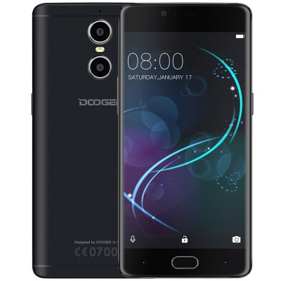 gearbest DOOGEE Shoot 1 MTK6737 1.5GHz 4コア BLACK(ブラック)