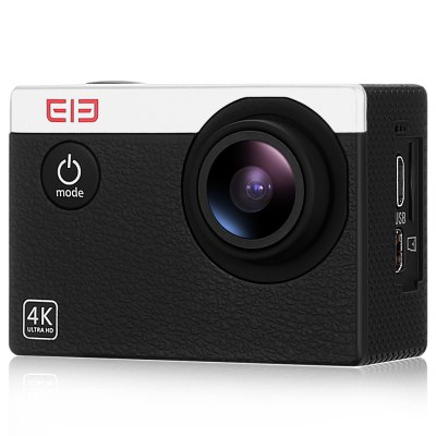 Gearbest Elephone ELECAM Explorer S 4K Action Camera 170 Degree FOV