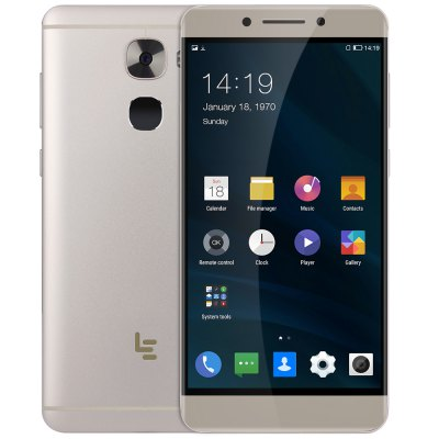 gearbest LeEco Le Pro3 Elite X722 + AI Edition Snapdragon 820 MSM8996 2.15GHz 4コア GOLDEN(ゴールデン)