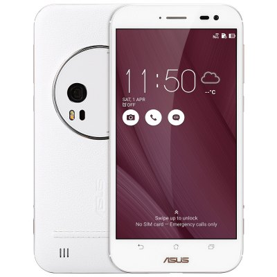 ASUS ZenFone Zoom ZX551ML 4GB RAM 128GB ROM Intel Atom Z3590 64bit Corning Gorilla Glass 4 Screen NFC 4G Phablet