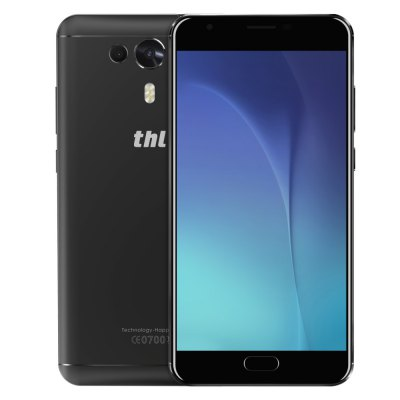 THL Knight 1 Android 7.0 MTK6750T 1.5GHz Octa Core 3GB RAM 32GB ROM 13.0MP + 2.0MP Dual Rear Cameras Fingerprint Scanner HotKnot 4G Phablet