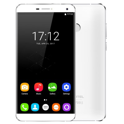 OUKITEL U11 Plus 4GB RAM 64GB ROM Android 7.0 5.7 inch 13.0MP Front Camera 4G Phablet