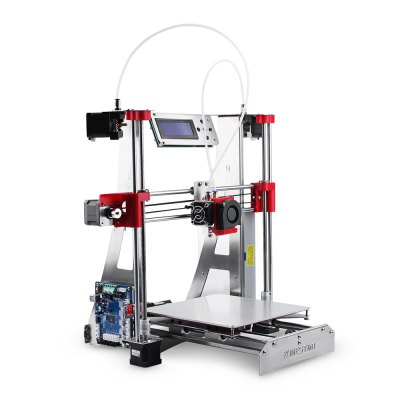Gearbest Zonestar P802QR2 Double Extruders 3D Printer DIY Kit